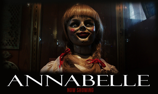 Annabelle Now Showing