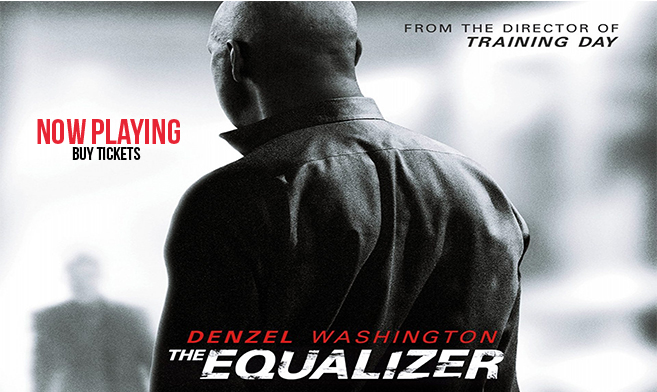 THe Equalizer Now Playing
