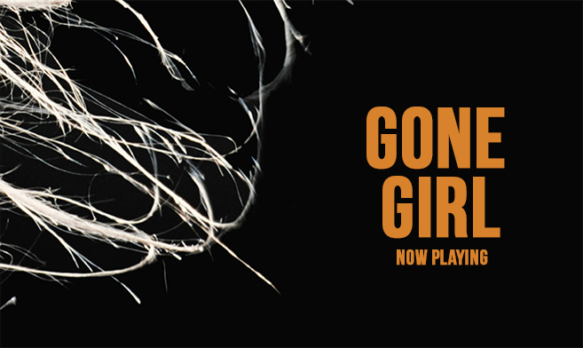 Gone Girl Now Playing