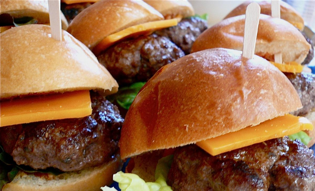 $1 Sliders on Tuesdays and Thursdays at Star Cinema Grill in Missouri City, TX