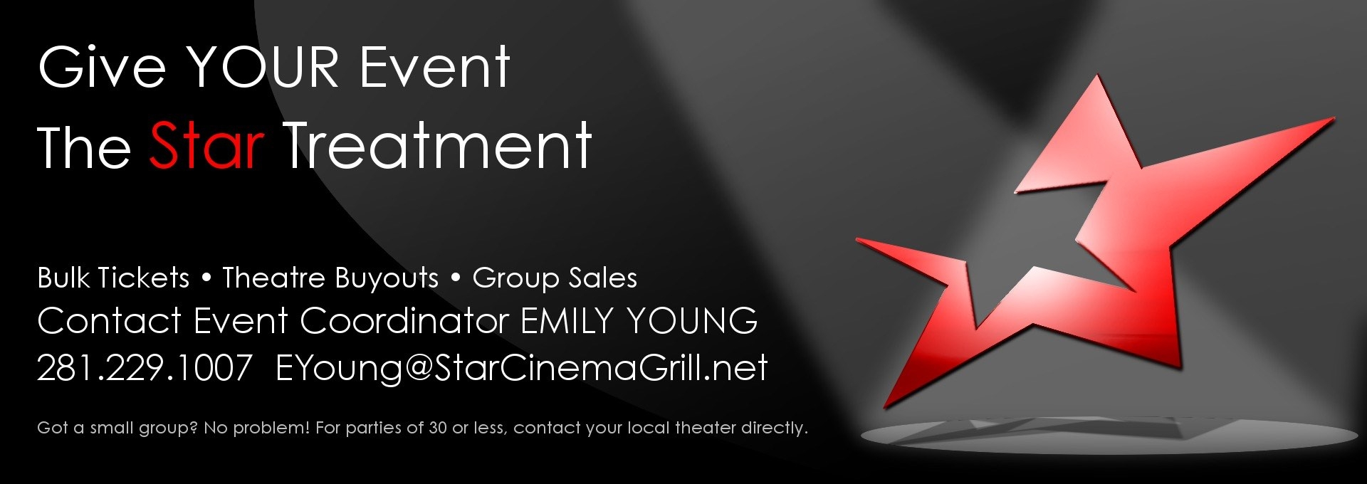 Welcome to Star Cinema Grill | Star Cinema Grill